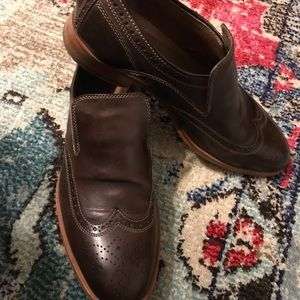 J&M Collection Johnston & Murphy Loafer 9.5